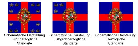 1882 Grossh. Flaggen